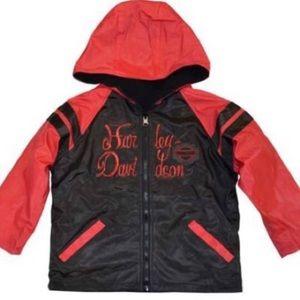Harley Davidson reversible jacket